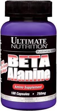 UltN Beta Alanine - 100 кап