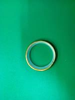Кольцо антик 25 мм тихое