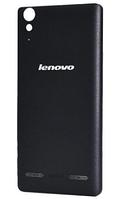 Задняя крышка для Lenovo A6000, черная, оригинал