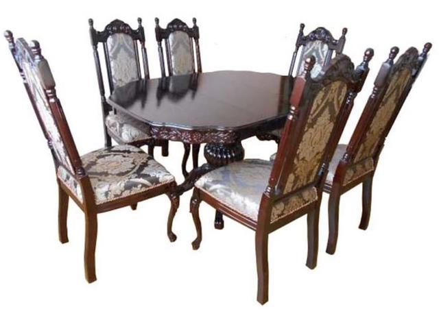 Комплект стол и стулья Розолини