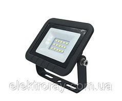 Прожектор светодиодный 10W 790lm Luxel холодный белый