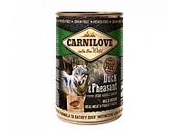 Консервы для собак Carnilove с уткой и фазаном  400 г