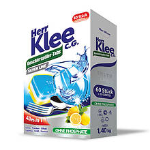 Herr Klee таблетки для посудомоечных машин 70 шт