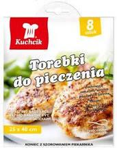 Kuchcik пакеты для запекания 8 шт 25 х 40 см