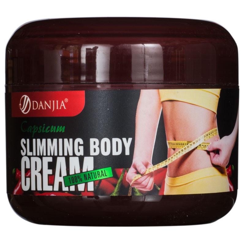 Крем для похудения Danjia rojo chile adel gazante cream 003, 230ml pro