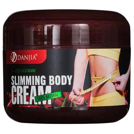 Крем для похудения Danjia rojo chile adel gazante cream 003, 230ml pro, фото 2
