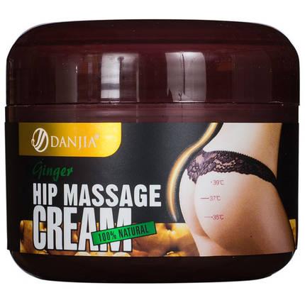 Крем для утяжки Danjia ginger hip massage cream 004, 230ml pro, фото 2