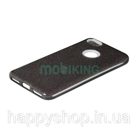 Чохол-накладка Remax з блискітками для Xiaomi Mi A1/Mi 5X (Black), фото 2