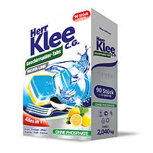Herr Klee таблетки для посудомоечных машин 102 шт