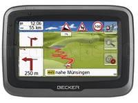 GPS-навигатор BECKER Mamba 4LMU Plus (пожизненное обновление карт)