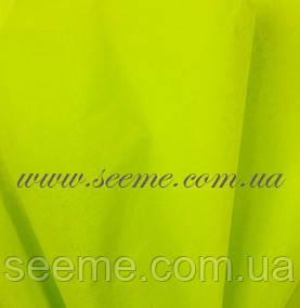 Бумага тишью, Citrus Green, 1 лист
