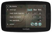 GPS-навигатор TOMTOM GO Professional 520 WiFi EU (пожизненное обновление карт)
