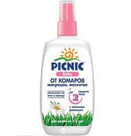 "Лосьон ""Picnic Baby"" защита от комаров 100 мл. код 404"