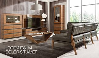 Польская мебель Klose Zebra