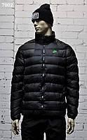 Мужская зимняя куртка Nike, черного цвета .ТОП КАЧЕСТВО!!! Реплика., фото 1