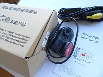 Авто регистратор Видеорегистратор RS DVR-312 мини, камера заднего вида Авторегистратор