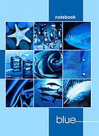 Книга канцелярська  А-4, 96 арк. твр. обкл. Міцар ш.к.4820175684814