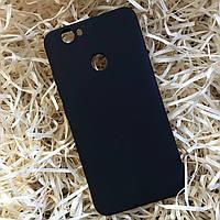 Чехол силиконовый Soft touch для Huawei Nova, Black