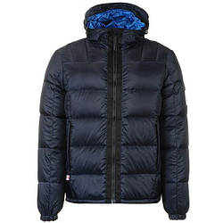Мужская зимняя куртка пуховик Karrimor K100 синяя оригинал J0075/75