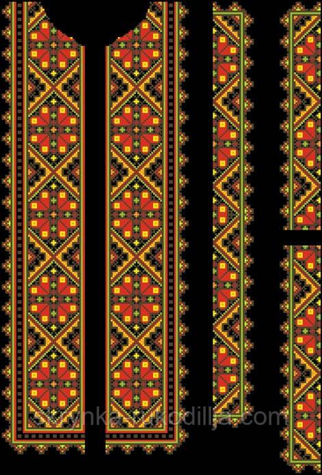 Заготовка чоловічої сорочки для вишивки (домоткана тканина)  продажа ... 546a2706377f8