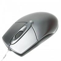 Проводная оптическая мышь A4 Tech OP-720 (silver) USB