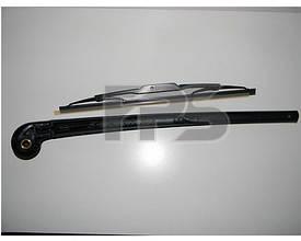 Рычаг заднего стеклоочистителя со щеткой Audi A4 B6 B7 '01-08 (FPS)