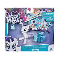 Русалочка пони  My Little Pony The Movie Rarity Land & Sea Fashion Styles, фото 1