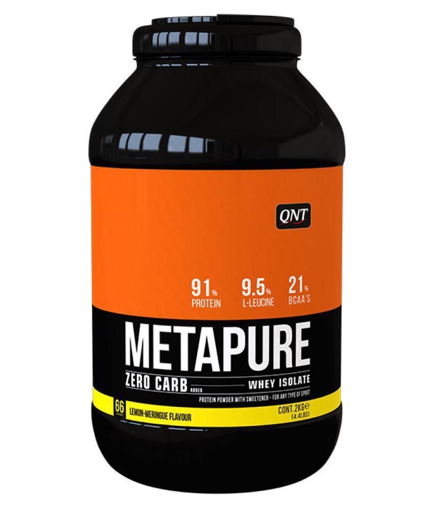 QNT_Metapure ZC Isolate 2 кг - Lemon Meringue