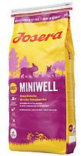 Корм для собак  Josera Miniwell 15 кг