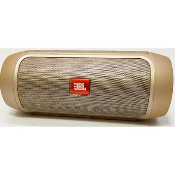 Колонка Bluetooth JBL Charge 2+ Gold High Copy
