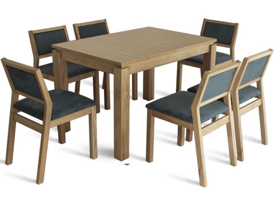 Комплект стол и стулья Комано