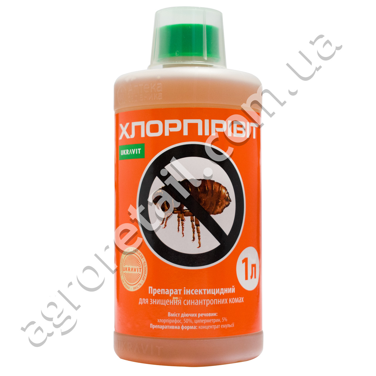 Инсектицид Хлорпиривит 1 л