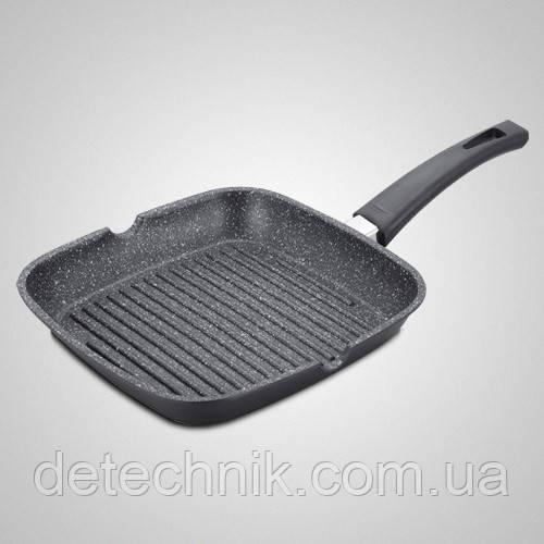 Сковорода-гриль Royalty Line RL-AG28M -28 см, фото 1