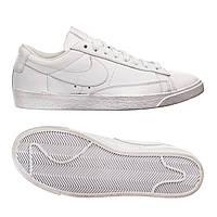 Кеди Nike W Blazer Low LE р. 42 (27 см) Білий (RGHC38005)