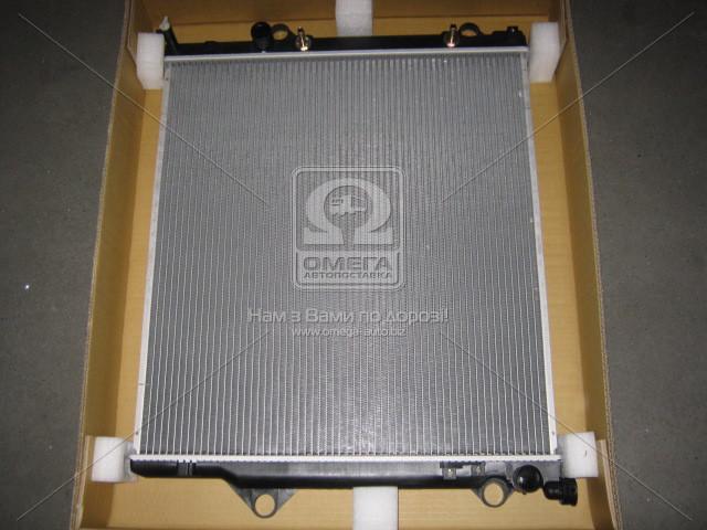 Радиатор охлаждения LAND CRUISER 40i AT 03-(пр-во Van Wezel), 53002367
