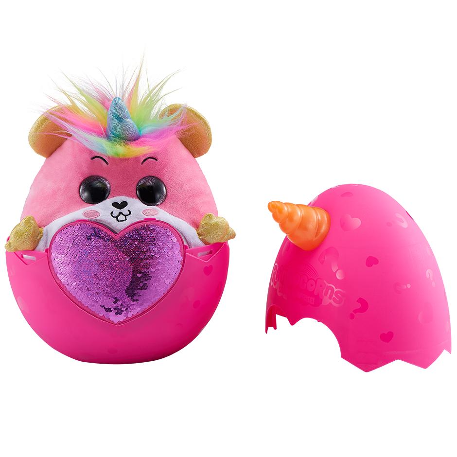 М'яка іграшка-сюрприз «Rainbocorns» хом'ячки від ZURU