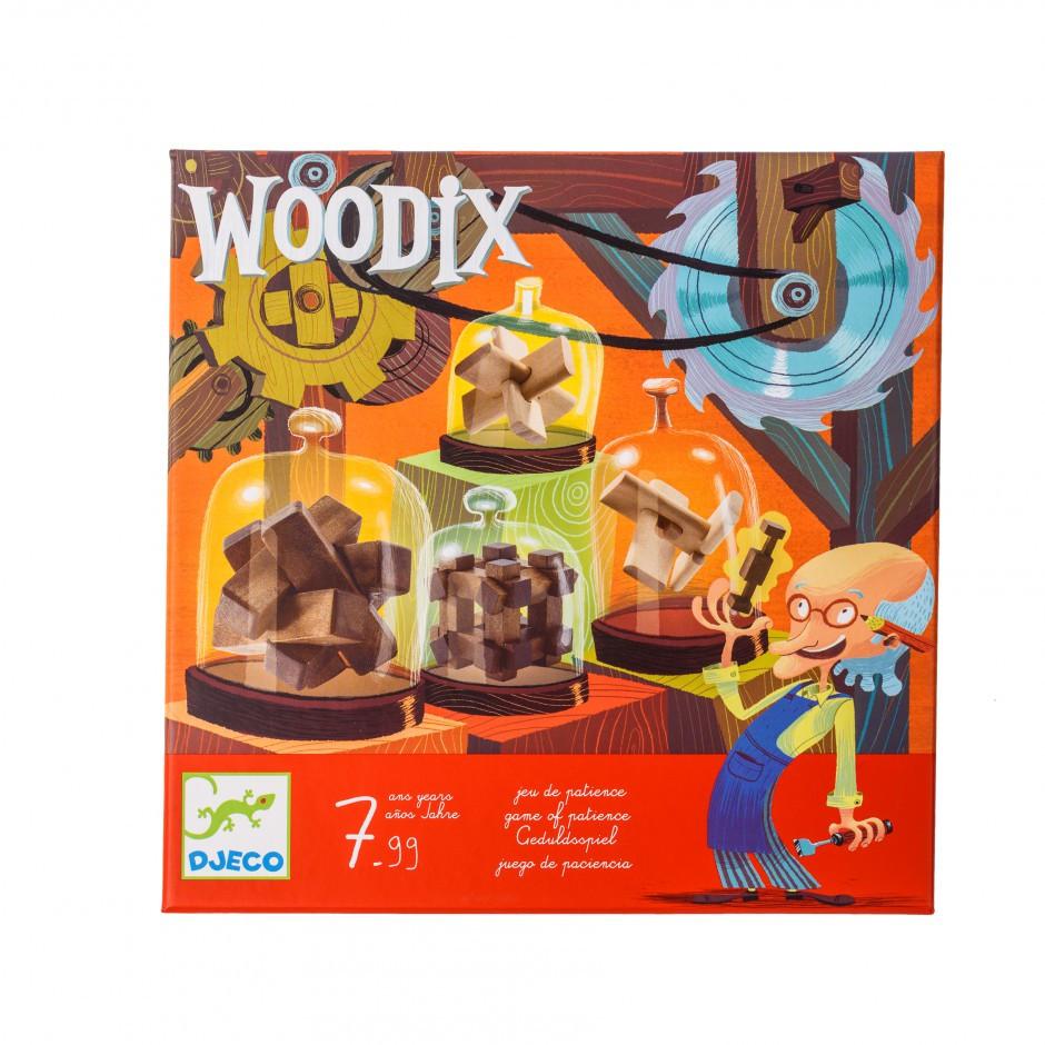 "DJECO Гра головоломка""Вудикс"", Woodix"