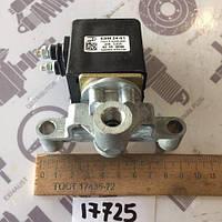 Клапан электромагнитный ЯМЗ 24В блокировки демультипликатора (ОРИГИНАЛ) (КЭМ24-01 239-1708200), фото 1