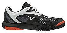 Обувь для тенниса Mizuno Wave Intense Tour 4 Ac 61GA1800-09, фото 3