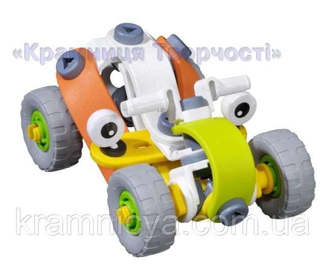 гибкий пластиковый конструктор Flexible Build&Play