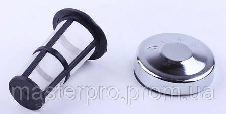 Кришка бака з сіткою - 195N, фото 2