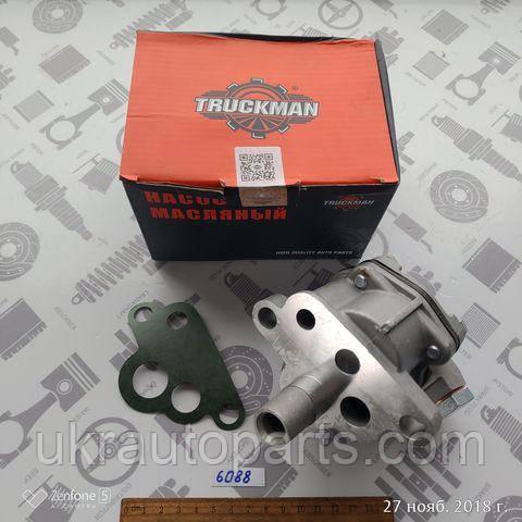 Насос масляный ГАЗ 53 66 ПАЗ (2-секц.) (TRUCKMAN) (511.1011003 (TRUCK))