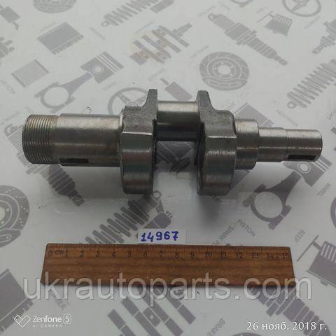 Вал коленчатый компрессора ГАЗ 4301 (GO) (17-3509110)
