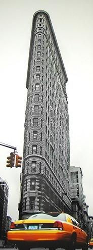 Картина Нью-йорк холст 3967