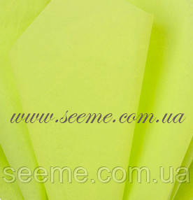 Бумага тишью, Green Leaf, 1 лист