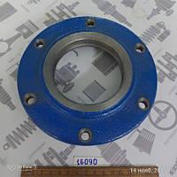 Крышка подшипника опоры вала карданного МАЗ 5336 (GO) (под войлок) Крышка подвесного (5336-2202081-10), фото 1