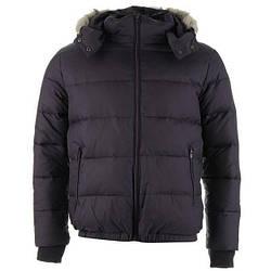 Мужская зимняя куртка пуховик Lee Cooper оригинал J0076/76