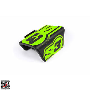 Подушка руля S3 PROTECH зелёный