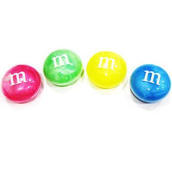 Игрушка антистресс Слайм (Лизун) M and M большая d-6,2см перламутр МТ1639