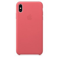 IPhone Xs Max Leather Case Peony Pink (MTEX2)